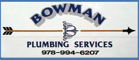 Bowman Plumbing Services
